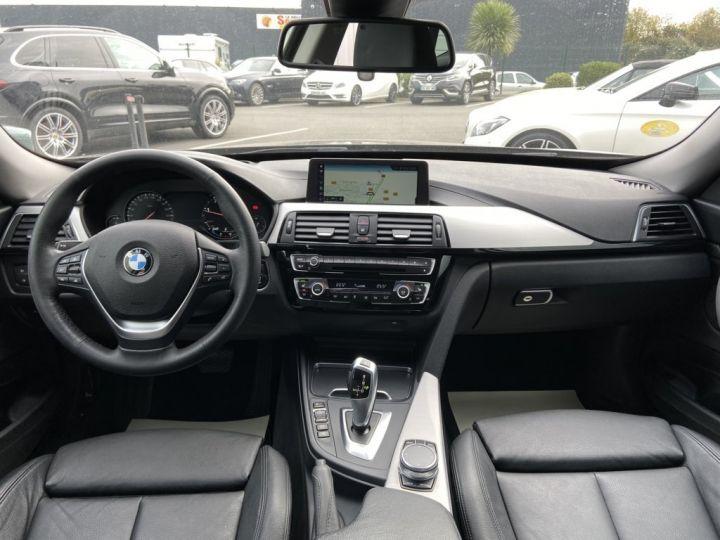 BMW Série 3 Gran Turismo 320 D GT LUXURY 190ch (F34) BVA8 MARRON - 9