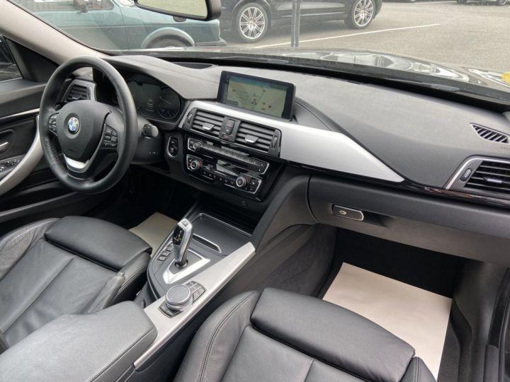 BMW Série 3 Gran Turismo 320 D GT LUXURY 190ch (F34) BVA8 MARRON - 10
