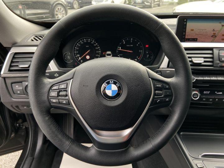 BMW Série 3 Gran Turismo 320 D GT LUXURY 190ch (F34) BVA8 MARRON - 24