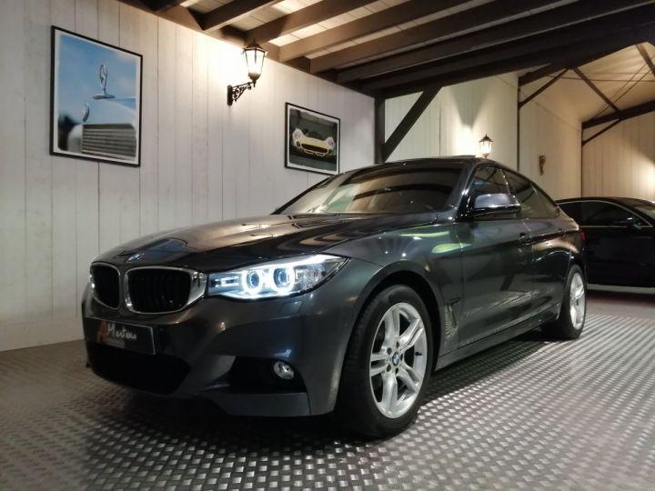 BMW Série 3 Gran Turismo 320D 184 CV M SPORT XDRIVE BV6 Gris - 2