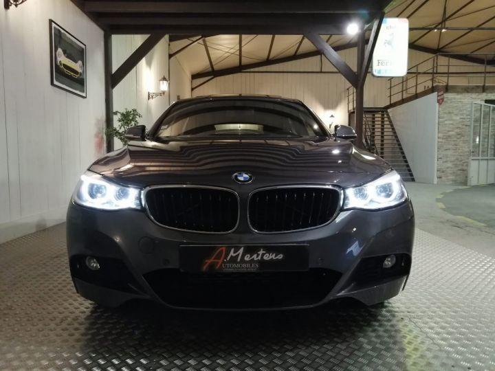 BMW Série 3 Gran Turismo 320D 184 CV M SPORT XDRIVE BV6 Gris - 3