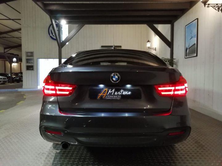 BMW Série 3 Gran Turismo 320D 184 CV M SPORT XDRIVE BV6 Gris - 4