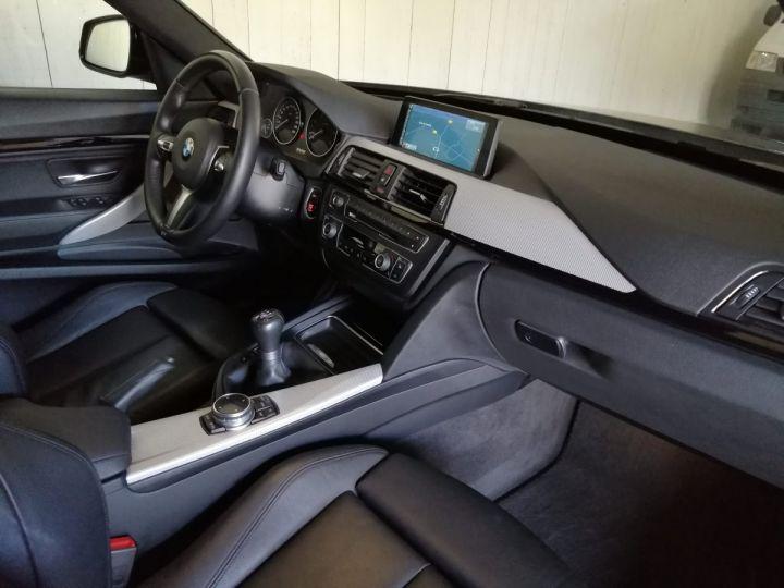 BMW Série 3 Gran Turismo 320D 184 CV M SPORT XDRIVE BV6 Gris - 8
