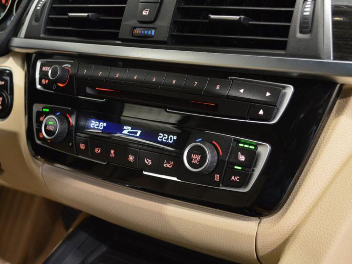 BMW Série 3 Gran Turismo 320DA GT F34 LCI LUXURY 2.0 190ch BVA8 GPS PRO HARMAN/KARDON TOIT PANO FULL LED 18 VN : 60000€ GRIS MINERAL - 9