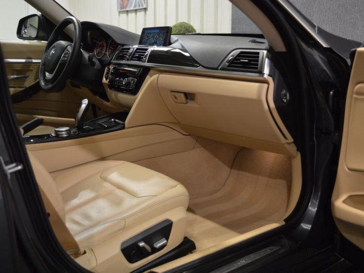BMW Série 3 Gran Turismo 320DA GT F34 LCI LUXURY 2.0 190ch BVA8 GPS PRO HARMAN/KARDON TOIT PANO FULL LED 18 VN : 60000€ GRIS MINERAL - 11