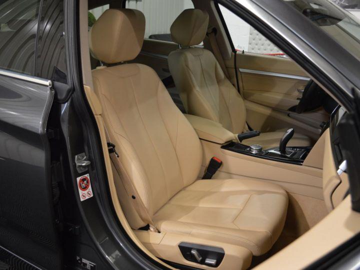 BMW Série 3 Gran Turismo 320DA GT F34 LCI LUXURY 2.0 190ch BVA8 GPS PRO HARMAN/KARDON TOIT PANO FULL LED 18 VN : 60000€ GRIS MINERAL - 13