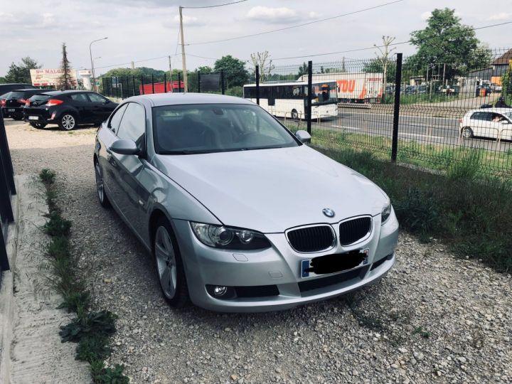 BMW Série 3 Luxe Gris - 2