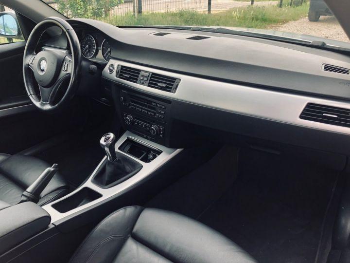 BMW Série 3 Luxe Gris - 5