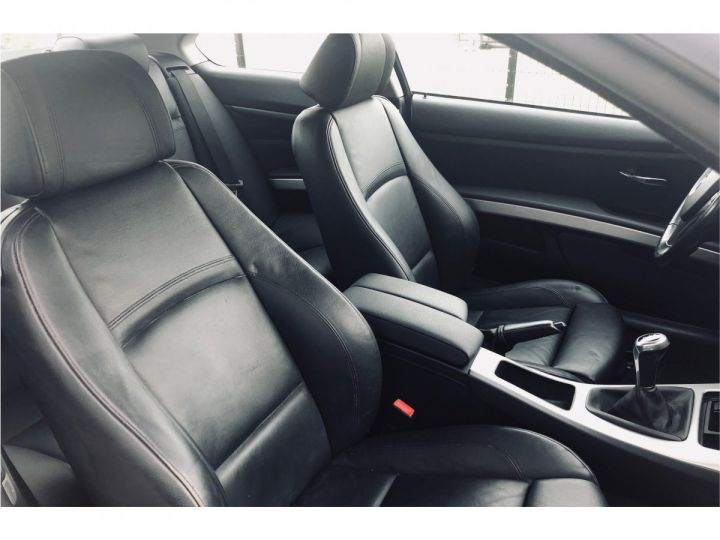 BMW Série 3 Luxe Gris - 6
