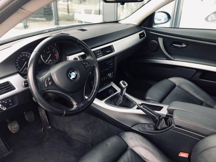 BMW Série 3 Luxe Gris - 8