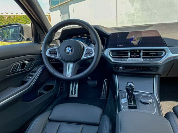 BMW Série 3 M340D XDRIVE BVA  NOIR Occasion - 8