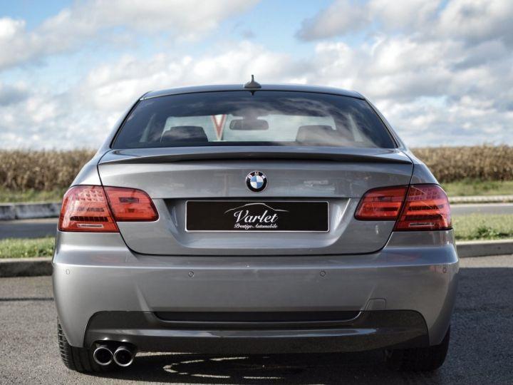 BMW Série 3 RARE 330XIA E92 LCI COUPE 3.0l 6 CYLINDRES EN LIGNE 272ch ESSENCE M SPORT 1ERE MAIN spacegrau - 5