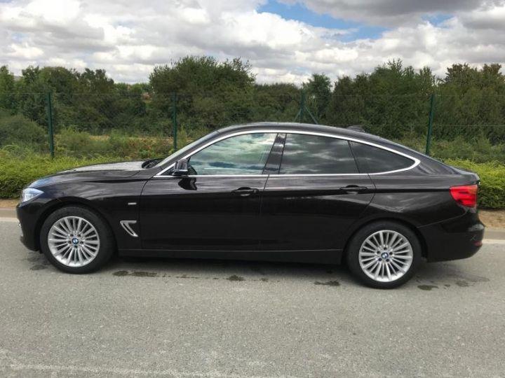 BMW Série 3 SERIE 3 GT F34 320D XDRIVE 184 LUXURY BVA8 Noir Occasion - 4