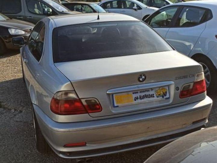 BMW Série 3 Serie e46 328ci coupee Gris - 2