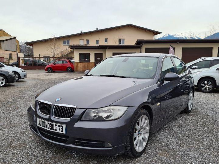 BMW Série 3 Serie (e90) 330d 231 luxe 06/2006 CUIR REGULATEUR  - 1