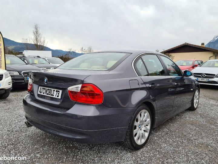 BMW Série 3 Serie (e90) 330d 231 luxe 06/2006 CUIR REGULATEUR  - 2