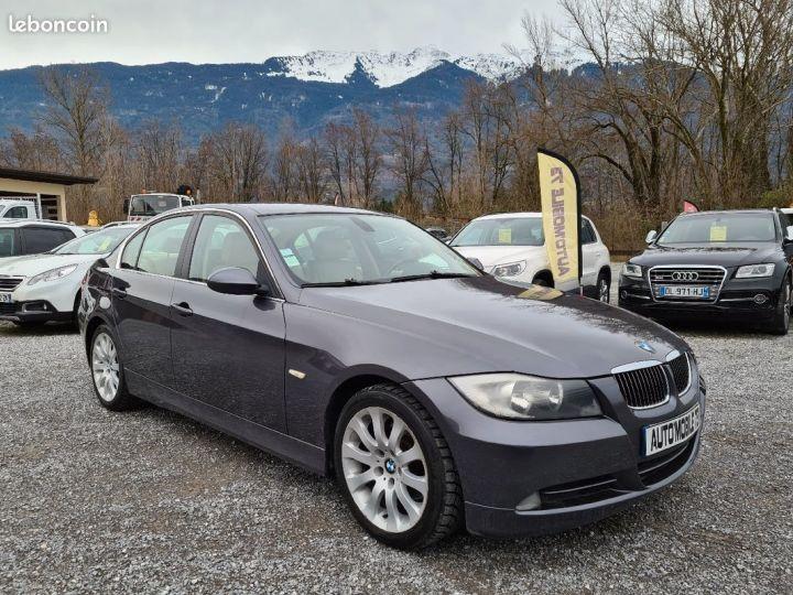 BMW Série 3 Serie (e90) 330d 231 luxe 06/2006 CUIR REGULATEUR  - 3