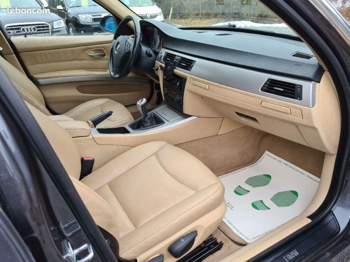 BMW Série 3 Serie (e90) 330d 231 luxe 06/2006 CUIR REGULATEUR  - 4