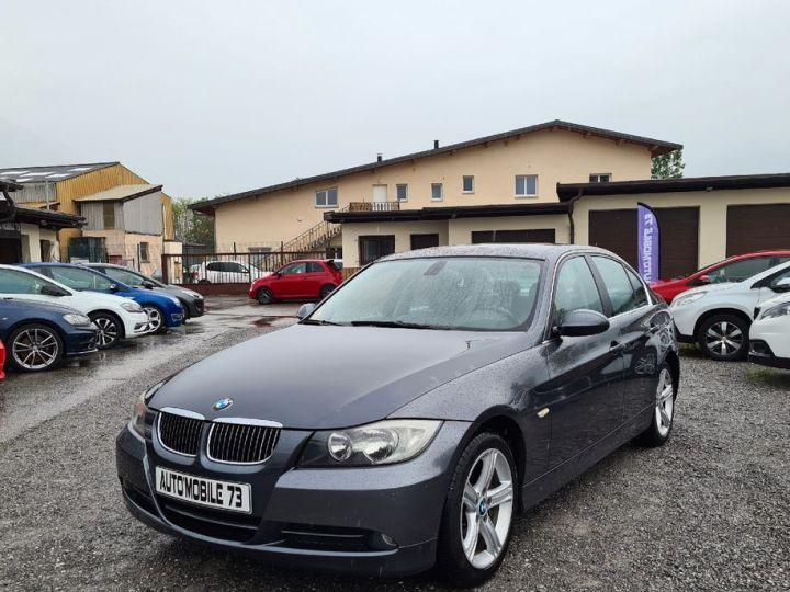 BMW Série 3 Serie (e90) 330xd sport 10/2007 143000kms CUIR SPORT GPS  - 1