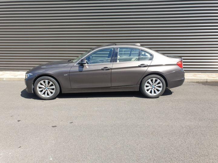 BMW Série 3 serie f30 318 d 143 modern bv6 Gris Occasion - 4