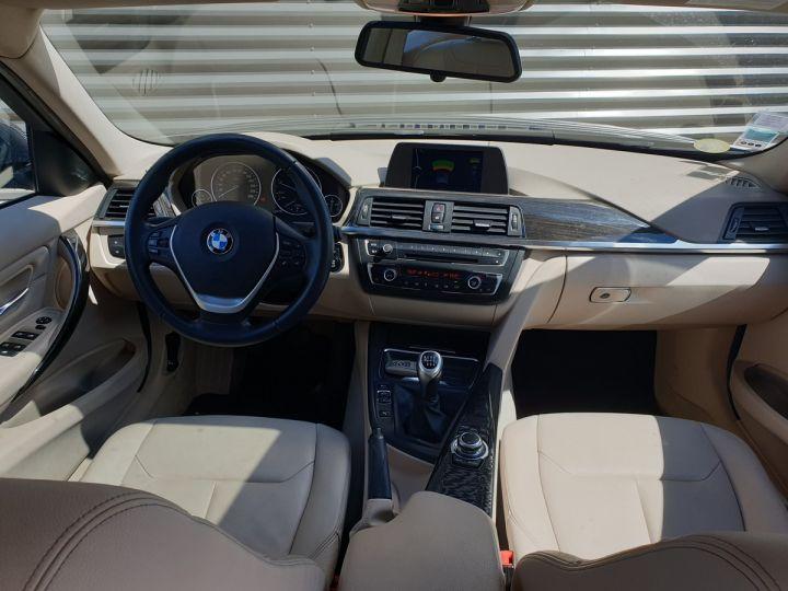BMW Série 3 serie f30 318 d 143 modern bv6 Gris Occasion - 5