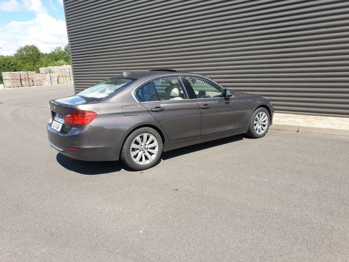 BMW Série 3 serie f30 318 d 143 modern bv6 Gris Occasion - 16