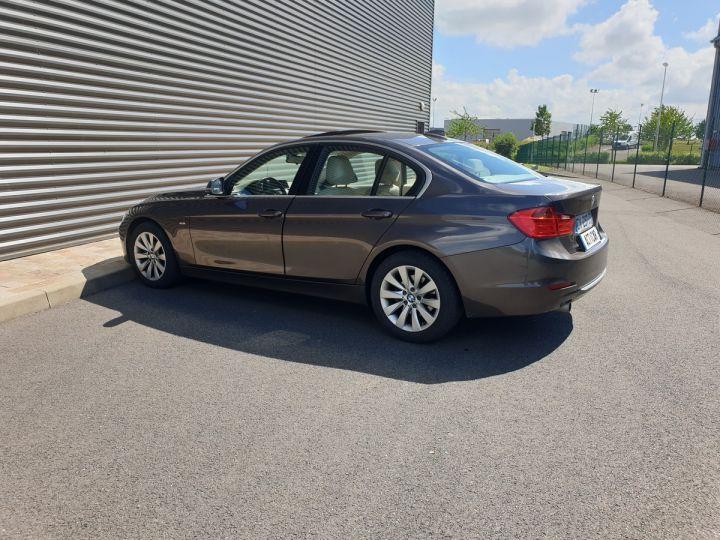 BMW Série 3 serie f30 318 d 143 modern bv6 Gris Occasion - 17