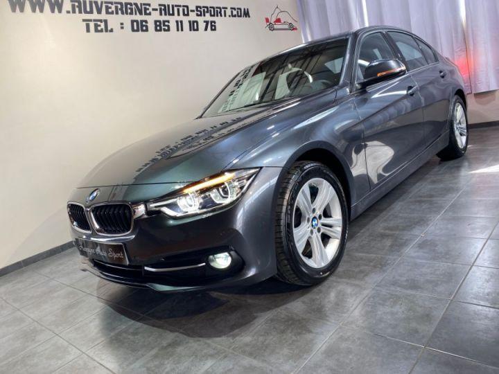 BMW Série 3 SERIE F30 318D 150CH BVA8 BUSINESS DESIGN GRIS FONCE - 1