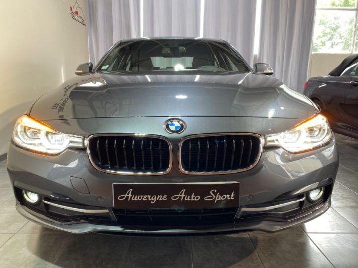 BMW Série 3 SERIE F30 318D 150CH BVA8 BUSINESS DESIGN GRIS FONCE - 2