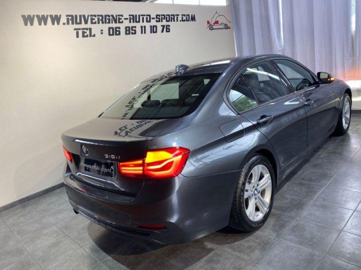 BMW Série 3 SERIE F30 318D 150CH BVA8 BUSINESS DESIGN GRIS FONCE - 4