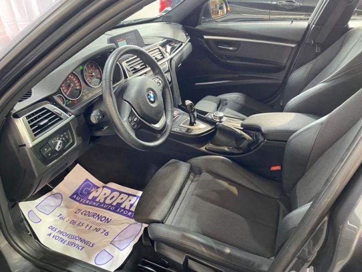 BMW Série 3 SERIE F30 318D 150CH BVA8 BUSINESS DESIGN GRIS FONCE - 7