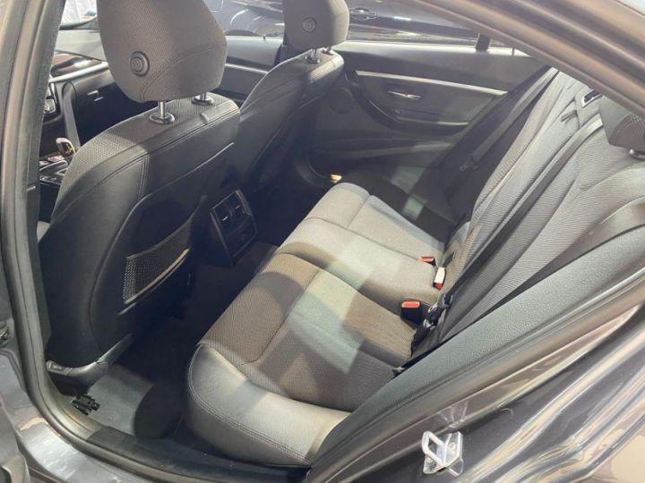 BMW Série 3 SERIE F30 318D 150CH BVA8 BUSINESS DESIGN GRIS FONCE - 10