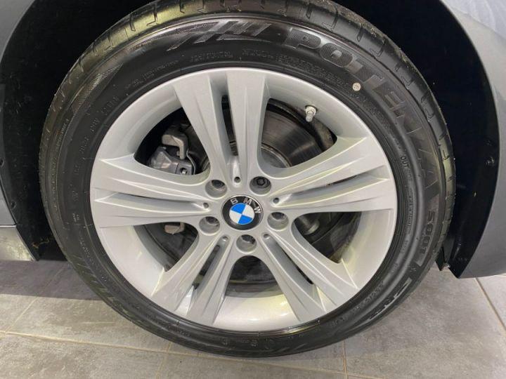 BMW Série 3 SERIE F30 318D 150CH BVA8 BUSINESS DESIGN GRIS FONCE - 14