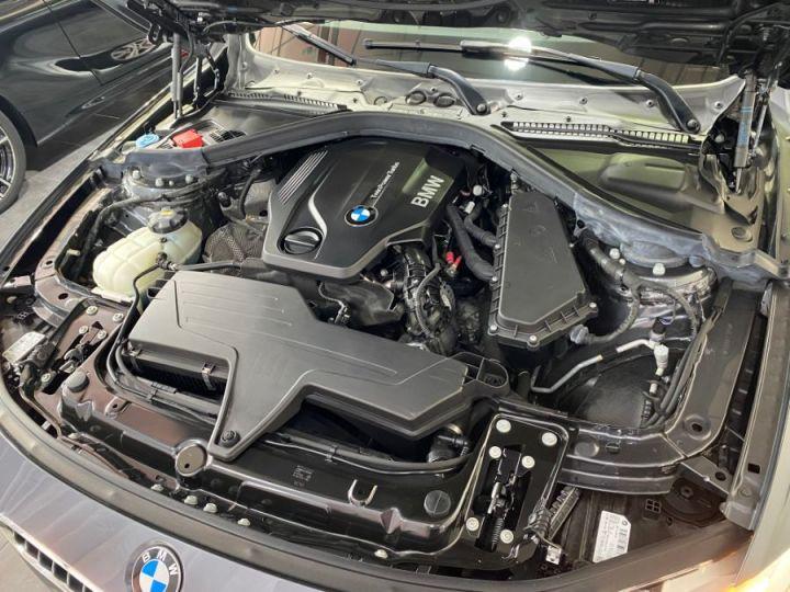 BMW Série 3 SERIE F30 318D 150CH BVA8 BUSINESS DESIGN GRIS FONCE - 15
