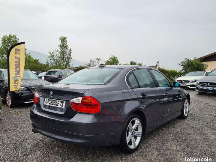 BMW Série 3 Serie Serie (e90) 330xd sport 10/2007 143000kms CUIR SPORT GPS  - 2