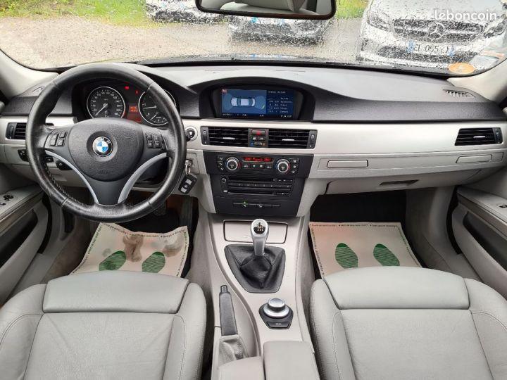 BMW Série 3 Serie Serie (e90) 330xd sport 10/2007 143000kms CUIR SPORT GPS  - 5