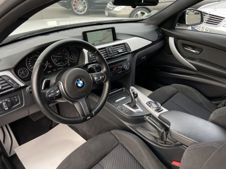 BMW Série 3 Touring 320 D TOURING XDRIVE 184ch (F31) BVA8 BLANC - 9
