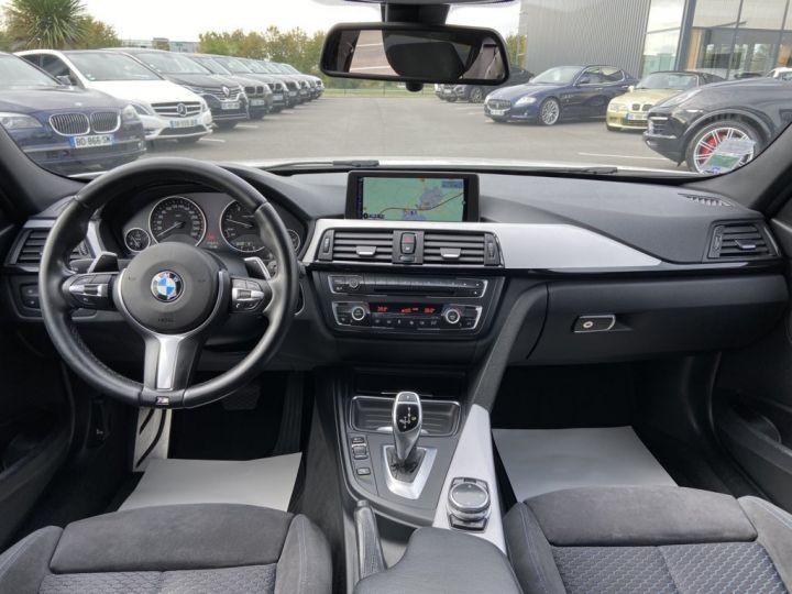 BMW Série 3 Touring 320 D TOURING XDRIVE 184ch (F31) BVA8 BLANC - 10