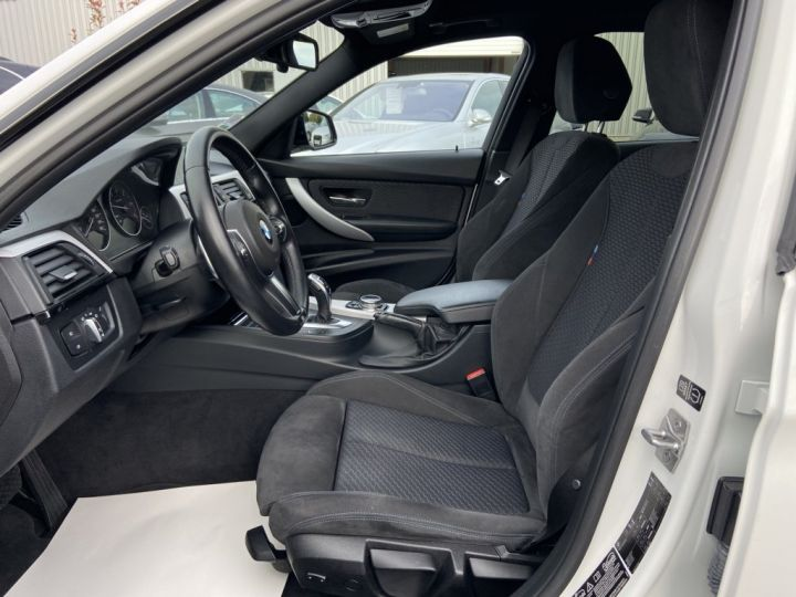 BMW Série 3 Touring 320 D TOURING XDRIVE 184ch (F31) BVA8 BLANC - 12