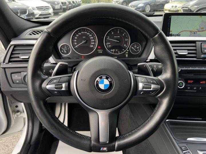 BMW Série 3 Touring 320 D TOURING XDRIVE 184ch (F31) BVA8 BLANC - 17