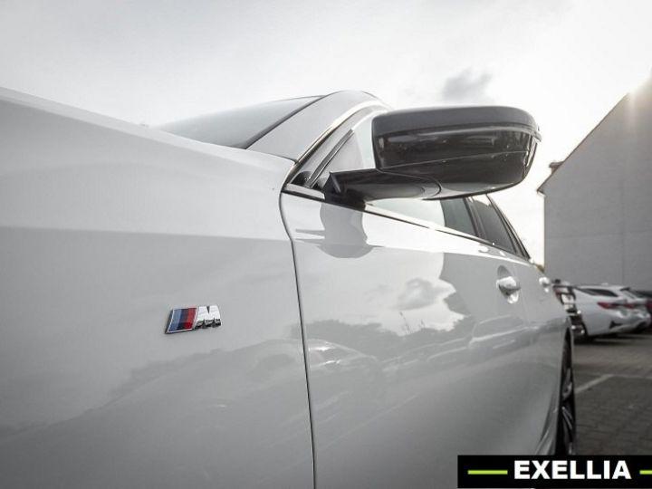 BMW Série 3 Touring 320d M Sport BLANC PEINTURE METALISE  Occasion - 1