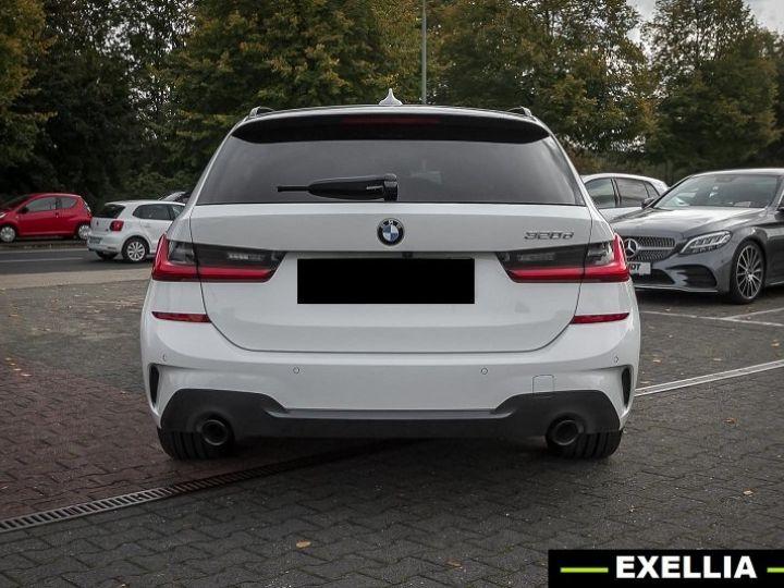 BMW Série 3 Touring 320d M Sport BLANC PEINTURE METALISE  Occasion - 2