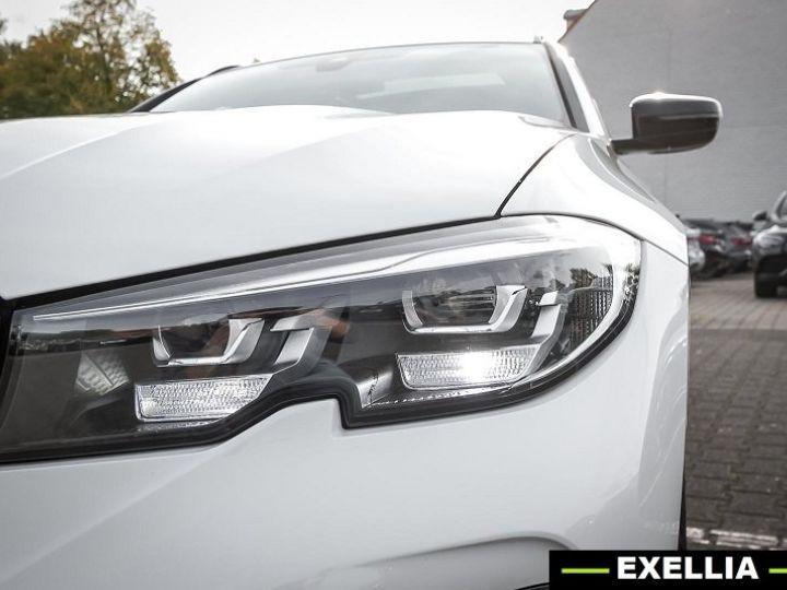BMW Série 3 Touring 320d M Sport BLANC PEINTURE METALISE  Occasion - 3