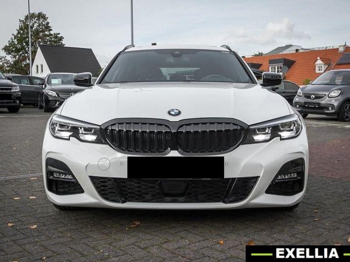 BMW Série 3 Touring 320d M Sport BLANC PEINTURE METALISE  Occasion - 5