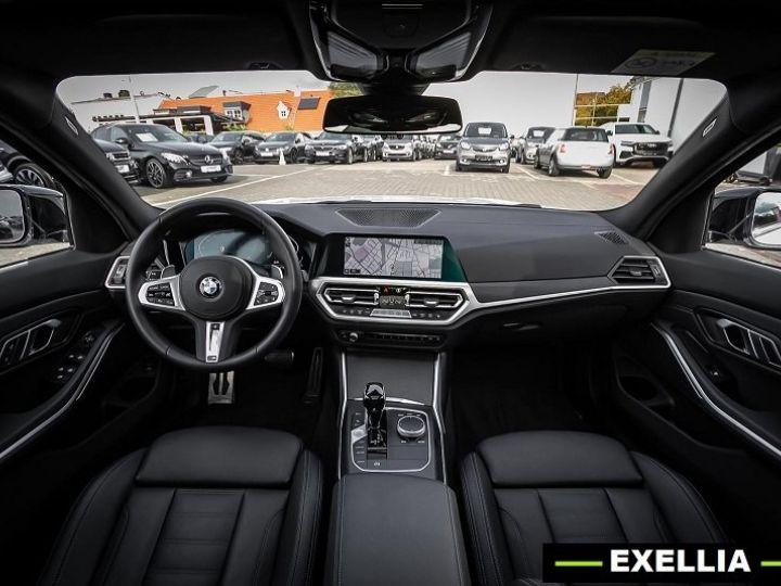 BMW Série 3 Touring 320d M Sport BLANC PEINTURE METALISE  Occasion - 11