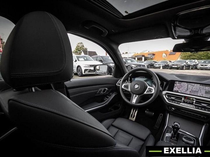 BMW Série 3 Touring 320d M Sport BLANC PEINTURE METALISE  Occasion - 12