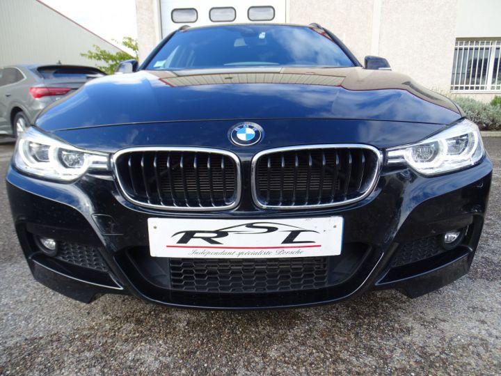 BMW Série 3 Touring 325D SPORT PACK M  noir metallisé - 3