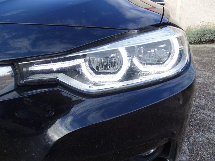 BMW Série 3 Touring 325D SPORT PACK M  noir metallisé - 4
