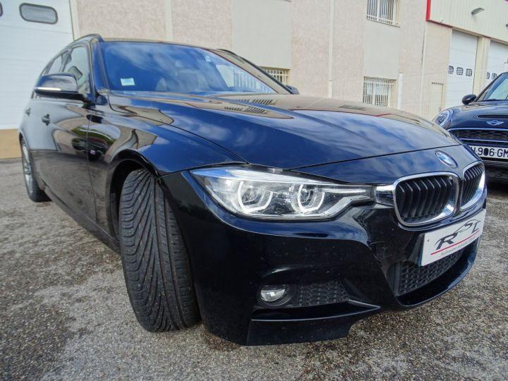 BMW Série 3 Touring 325D SPORT PACK M  noir metallisé - 5