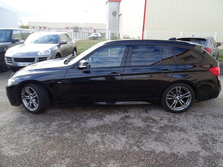 BMW Série 3 Touring 325D SPORT PACK M  noir metallisé - 6